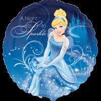 Disney Cinderella A Night to Sparkle Balloon in a Box