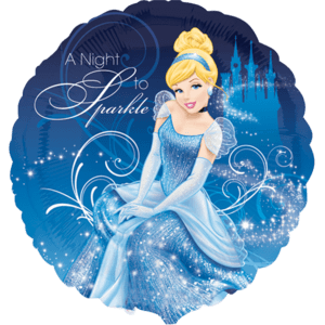 Disney Cinderella A Night to Sparkle Balloon in a Box