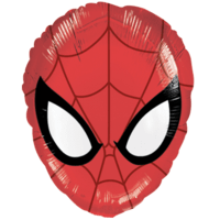 Ultimate Spider-Man Mask Balloon in a Box