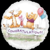 Winnie The Pooh & Friends Congrats
