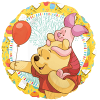 Winnie The Pooh & Piglet Party