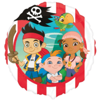 Neverland Pirates Balloon in a Box