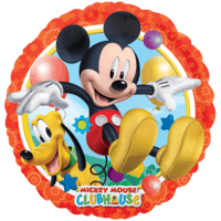 Mickey & Pluto Balloon in a Box