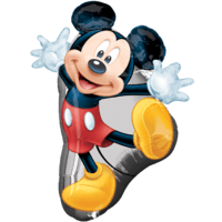 "31"" Mickey Mouse Fun Balloon in a Box"