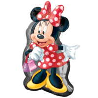 Minnie Mouse SuperShape Balloon in a Box