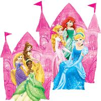 Disney Princesses Castle Balloon in a Box