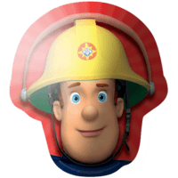 Fireman Sam Balloon in a Box