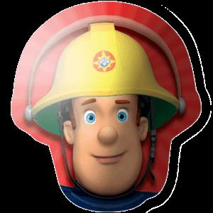 Fireman Sam SuperShape Balloon in a Box