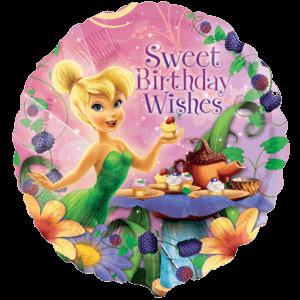 Disney Tinker Bell Happy Birthday Balloon in a Box
