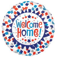 Welcome Home Confetti & Stars