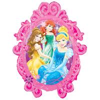 Disney Princesses Frame Balloon in a Box