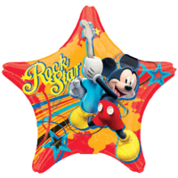 Mickey Mouse Star Balloon in a Box