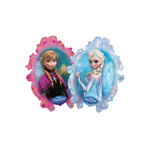 Disney's Frozen Sisters  Balloon in a Box