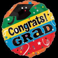Congratulations Grad! Balloon in a Box