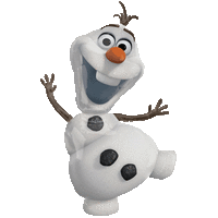 Olaf Frozen Balloon in a Box