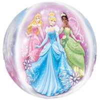 Princesses Disney Orbz Balloon in a Box
