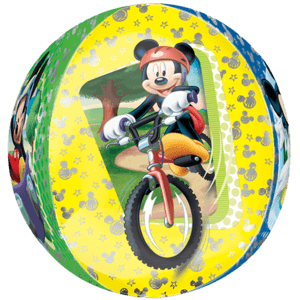 Colourful Mickey Mouse Orbz