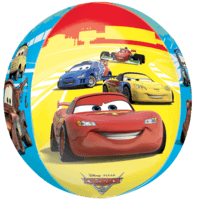 Disney Cars Colourful Orbz Balloon in a Box