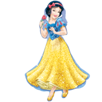 Snow White SuperShape Balloon in a Box