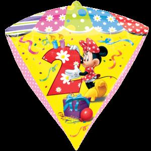 2nd Minnie Mouse Diamondz Balloon in a Box
