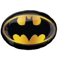 "27"" Batman Emblem Balloon in a Box"