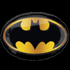 "27"" Batman Dark Emblem Balloon in a Box"