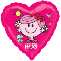 Bright Pink Little Miss Hug