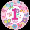1st Birthday Single Balloon Category