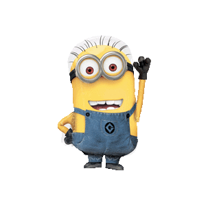 Despicable Me Minion Shape