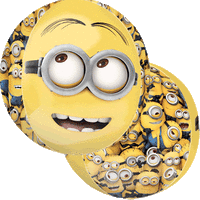 Minions Orbz Balloon in a Box