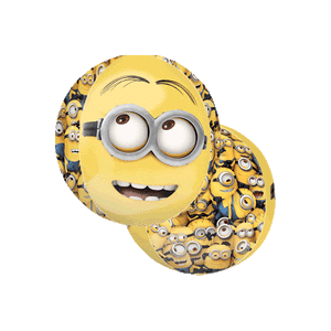 Minions Despicable Me Orbz Balloon in a Box