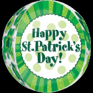 Happy St Patrick's  Balloon in a Box