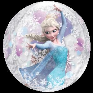Frozen Elsa Clear  Balloon in a Box