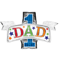 # 1 Dad Balloon in a Box