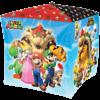 """15"""" Super Mario Bros Cubez Foil Balloon overview"""