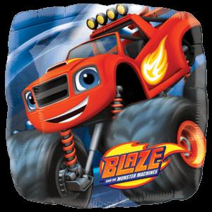 Blaze Monster Truck Balloon in a Box