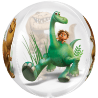 "16"" The Good Dinosaur Orbz Clear Balloon in a Box"