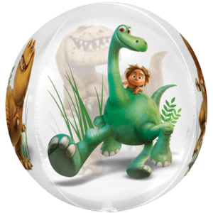 "16"" The Good Dinosaur Arlo & Spot Orbz Balloon in a Box"