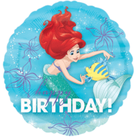 Ariel Princess Birthday
