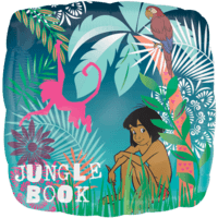 Colourful Jungle Book