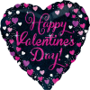 Valentines Day  Single Balloon Category