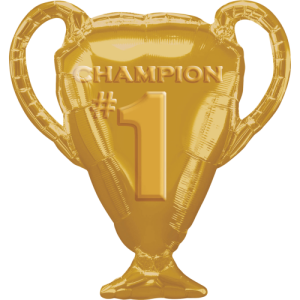 Champion Gold Trophy