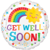 Get Well Soon Single Balloon Category