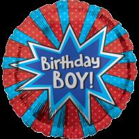 Birthday Boy Colour Pop