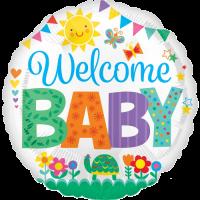 Welcome Baby Garden
