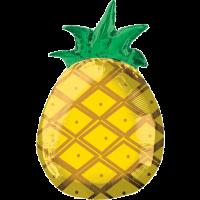 Tropical Pineapple Balloon in a Box
