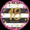 18th Birthday category