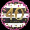 40th Birthday category