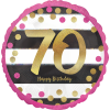 70th Birthday category
