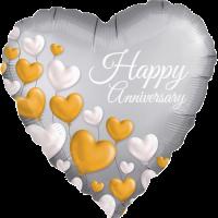 Satin Hearts Anniversary